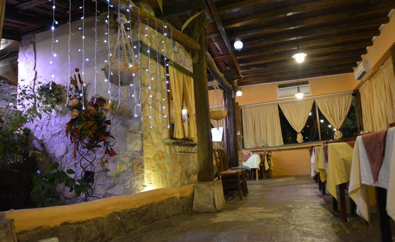 Restaurant Casale Certosa Rome