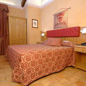 Available room in not ordinary hotel - Standard room Hotel Rome