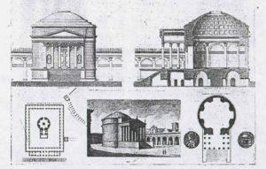 mausoleo di romolo ipotesi